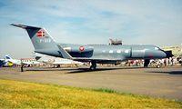 F-313 @ EGVA - Gulfstream G3 [313] (Royal Danish Air Force) RAF Fairford~G 22/07/1996