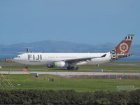 DQ-FJU @ NZAA - on hold about to leave for fiji - by magnaman