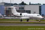 N2LA @ EGGW - Executive Jet Management - by Chris Hall