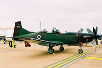 L9-68 @ EGVA - Slovenia Air Force on static display at RIAT. - by kenvidkid