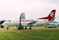 D-CDAU @ EGVA - Visitor to RIAT. - by kenvidkid