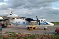 CP-2382 @ SLET - LET L-410UVP-E9 Turbolet [861727] (Aeroeste) Santa Cruz-El Trompillo~CP 08/04/2003 - by Ray Barber