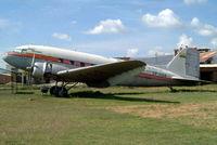 CP-1128 @ SLCB - Douglas DC-3C-49G [1998] (SAVCO) Cochabamba-Jorge Wilsterman~CP 08/04/2003 - by Ray Barber