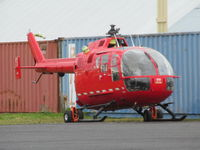 ZK-HYT @ NZAR - awaiting new owner - by magnaman