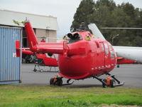 ZK-HYT @ NZAR - sans rotor - by magnaman