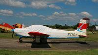 D-EOSI @ LHKV - Kaposújlak Airport, Hungary - by Attila Groszvald-Groszi