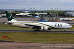 AP-BMH @ EGBB - PIA Pakistan International Airlines - by Chris Hall