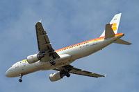 EC-JFN @ EGLL - Airbus A320-214 [2391] (Iberia) Home~G 16/06/2015. On approach 27R.
