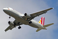 D-AIPT @ EGLL - Airbus A320-211 [0117] (Germanwings) Home~G 10/05/2015. On approach 27R. - by Ray Barber