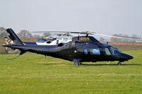 G-PLPL @ EGBC - Agusta A-109E Power Elite [11168] (Iceland Foods Ltd) Cheltenham Racecourse~G 17/03/2011