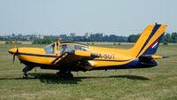 HA-SUT - Tokorcs Airfield, Hungary - by Attila Groszvald-Groszi