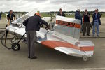 F-PDHV @ EGBK - Re-fuelling at 2016 LAA Rally at Sywell
