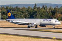 D-AIRR @ EDDF - Airbus A321-131 - by Jerzy Maciaszek