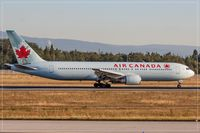 C-FCAG @ EDDF - Boeing 767-375 - by Jerzy Maciaszek