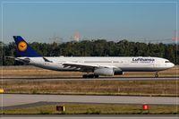 D-AIKK @ EDDF - Airbus A330-343X - by Jerzy Maciaszek