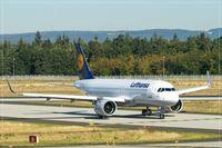 D-AINC @ EDDF - Airbus A320 Neo - by Jerzy Maciaszek