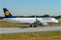 D-AINC - A20N - Lufthansa