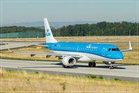 PH-EZN @ EDDF - Embraer ERJ-190-100LR 190LR - by Jerzy Maciaszek