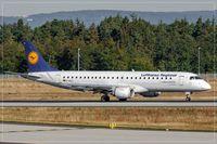 D-AECI @ EDDF - Embraer ERJ-190-100LR 190LR - by Jerzy Maciaszek