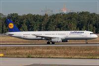 D-AISC @ EDDF - Airbus A321-231 - by Jerzy Maciaszek