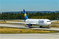 D-ABUI @ EDDF - Boeing 767-330(ER - by Jerzy Maciaszek