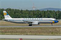 D-AIDV @ EDDF - Airbus A321-231 - by Jerzy Maciaszek