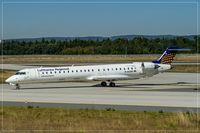 D-ACNF @ EDDF - Canadair CL-600-2D24 Regional Jet CRJ-900 - by Jerzy Maciaszek