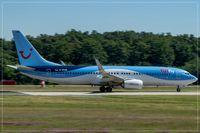 D-ATUM @ EDDF - Boeing 737-8K5, - by Jerzy Maciaszek