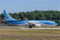 D-ATUE @ EDDF - Boeing 737-8K5 - by Jerzy Maciaszek
