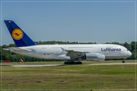 D-AIMN @ EDDF - Airbus A380-841 - by Jerzy Maciaszek