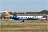 9A-BTD @ EDDF - Fokker 100 (F-28-0100), - by Jerzy Maciaszek