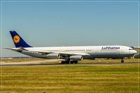 D-AIGM @ EDDF - Airbus A340-313, - by Jerzy Maciaszek