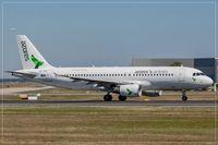 CS-TKQ @ EDDF - Airbus A320-214 - by Jerzy Maciaszek