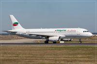 LZ-LAA @ EDDF - Airbus A320-231, - by Jerzy Maciaszek