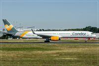 D-ABOK @ EDDF - Boeing 757-330 - by Jerzy Maciaszek
