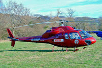 G-OHCP @ EGBC - Aerospatiale AS.355F1 Ecureuil II [5249] (Cabair) Cheltenham Racecourse~G 16/03/2004