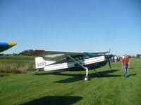 N13159 @ 40I - Cessna 180K - by Christian Maurer