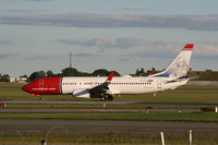 LN-NHA @ EKCH - LN-NHA just arrived rw 04L - by Erik Oxtorp