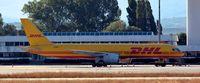 G-DHKX - B752 - European Air Transport