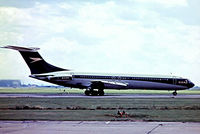 G-ASGJ @ EGLL - Vickers VC-10 1151 [860] (BOAC) Heathrow~G @ 17/04/1973. From a slide date approximate.