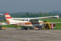 OE-DVE @ LOLW - R/Cessna F.172N Skyhawk [1578] Wels~OE 14/09/2007