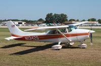 N1342S @ KOSH - Cessna 182P - by Mark Pasqualino