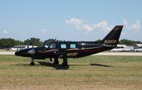 N39RP @ KOSH - Piper PA-31T