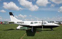 N26DS @ KOSH - Aerostar 601P
