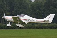 D-MIPU @ EBDT - Oldtimer Fly In 2016. - by Stefan De Sutter