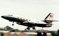 61-2491 @ EGVA - US Air Force departing IAT. - by kenvidkid