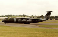 63-8076 @ EGVA - US Air Force arriving at IAT. - by kenvidkid