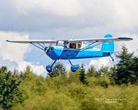 N90068 @ KPAE - 2016 Vintage Aircraft Weekend - by Terry Green