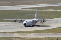 7T-VHL @ LFML - Lockheed L-100-30 Hercules, Taxiing to holding point rwy 31R, Marseille-Provence Airport (LFML-MRS) - by Yves-Q