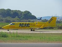D-CURE @ LFTH - Taxiing - by Romain Roux